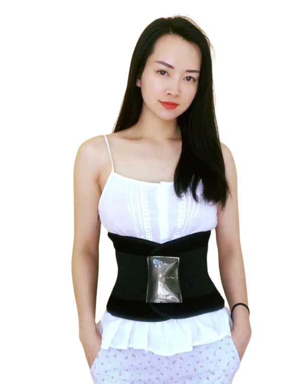 Đai siết 4D corset chuẩn